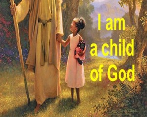 I am a child of GOD 2