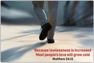 lawlessness increased 2