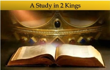 A Study in 2 Kings