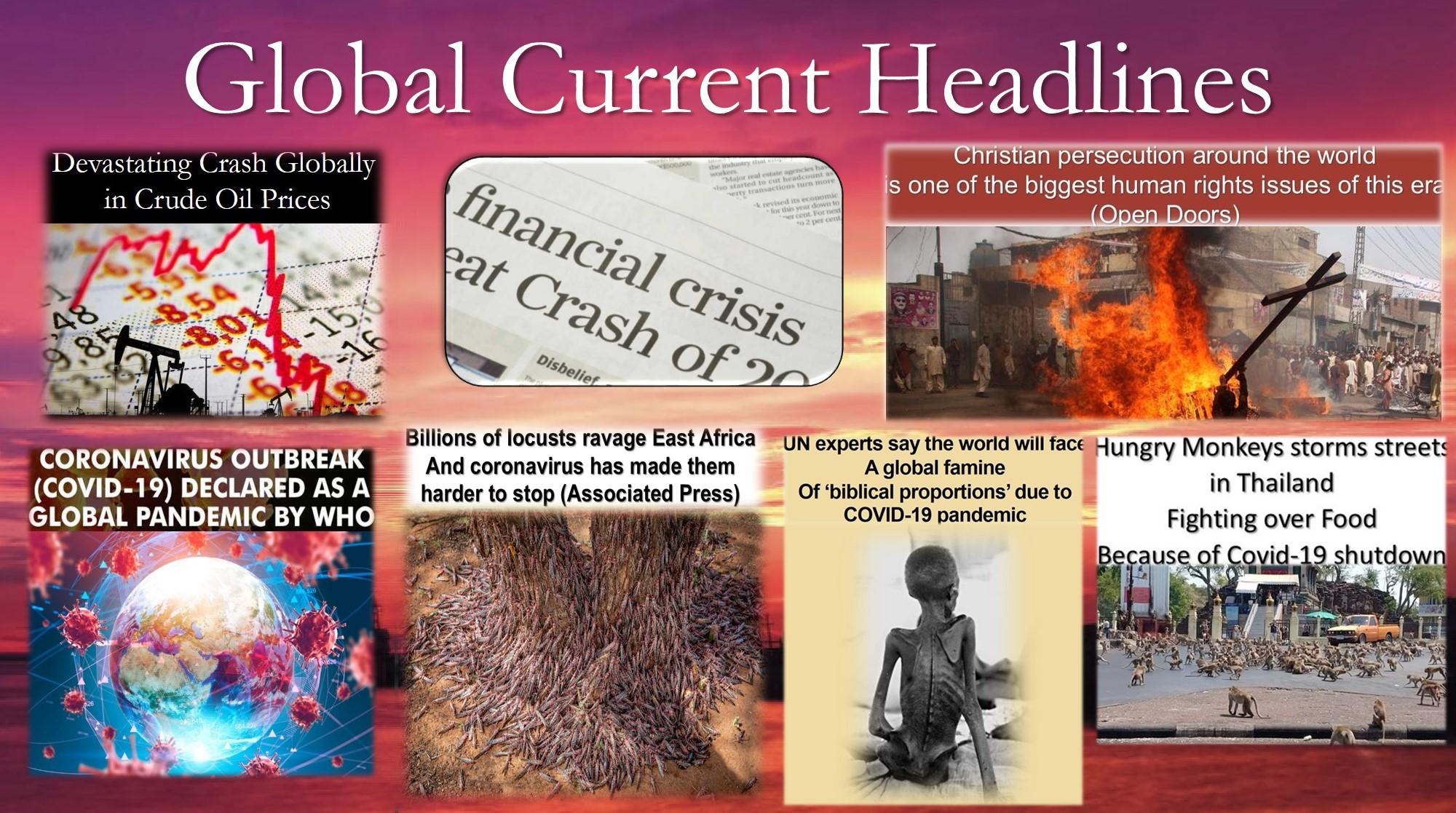Global Current Headlines