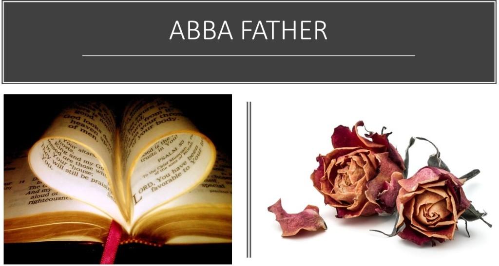 ABBA FATHER