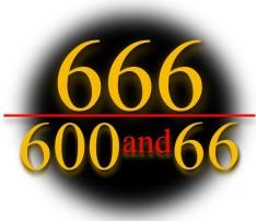 666 mark design